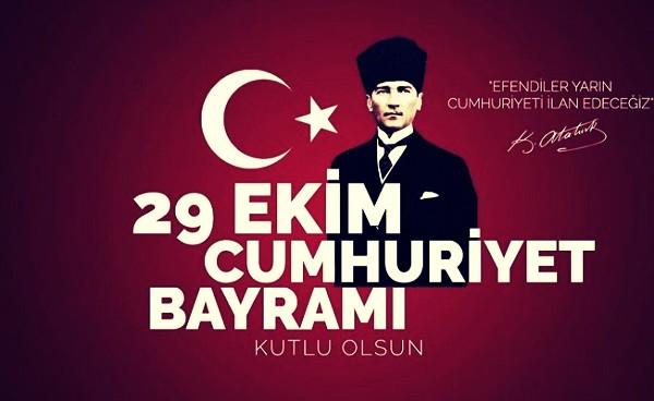 29 Ekim Cumhuriyet Bayramı Şiirleri / Yeni / Kısa