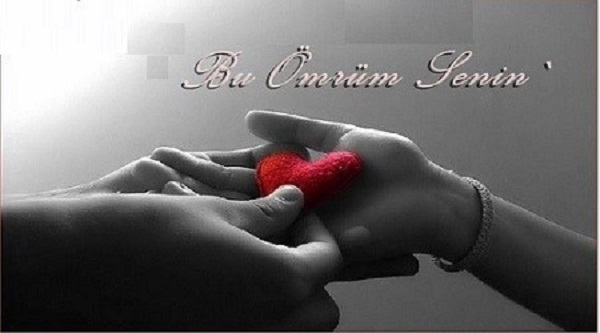 Çok Güzel Aşk Sözleri