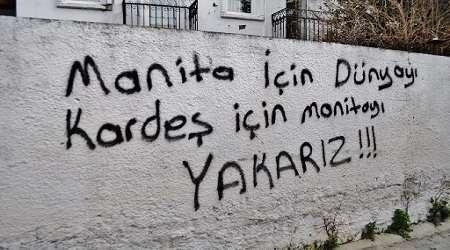 Duvar Yazıları Sözleri
