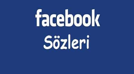Facebook Sözleri / Kısa / Yeni
