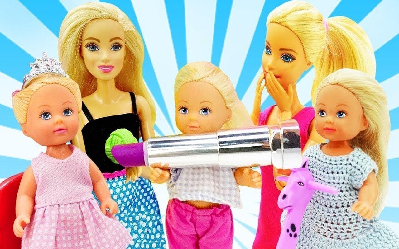 Kız Çocukları Neden Barbie Oyuncakları ile Oynamaya Bayılır?