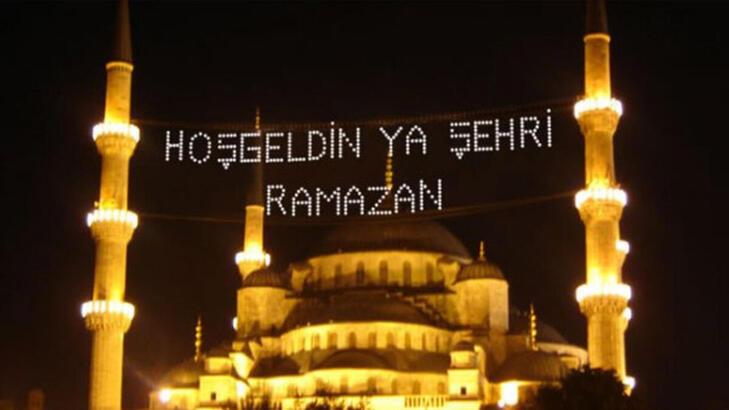 Ramazan Ayı Sözleri Resimli / Oruç Sözleri