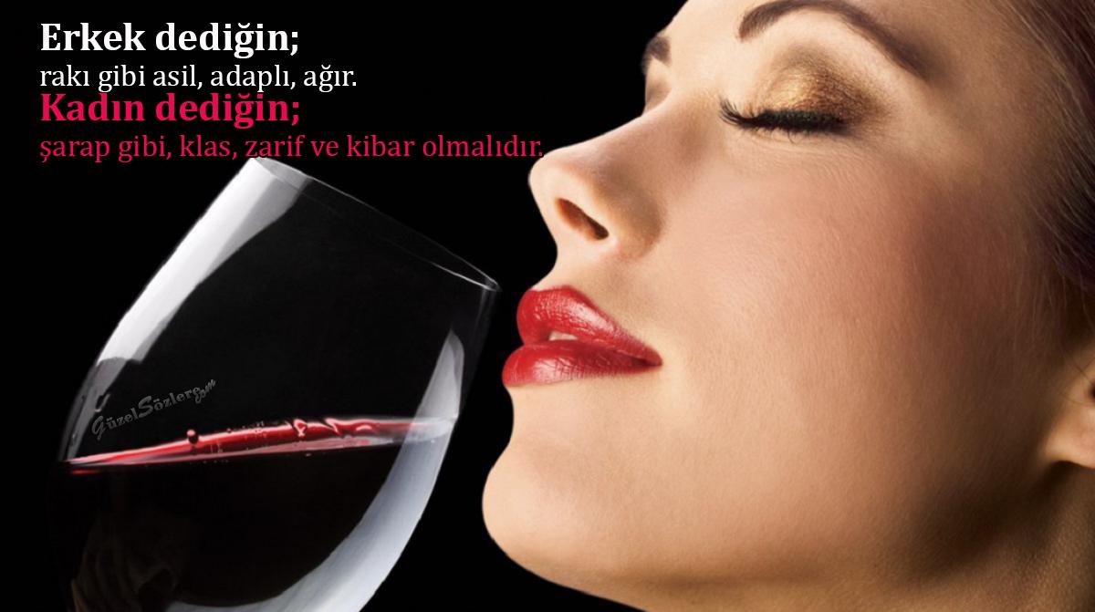 Şarap ile ilgili Sözler, Şarap Sözleri