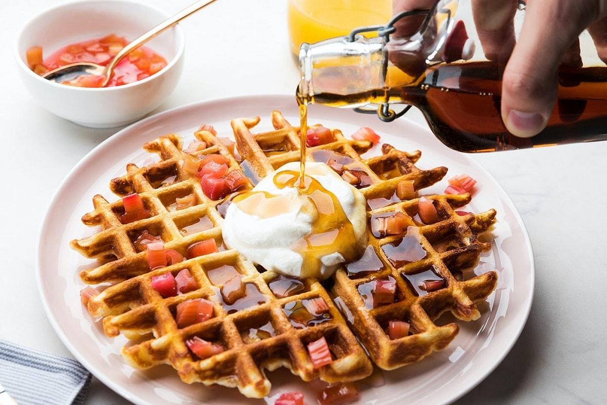 Waffle Nasıl Yapılır? Pratik Yöntem