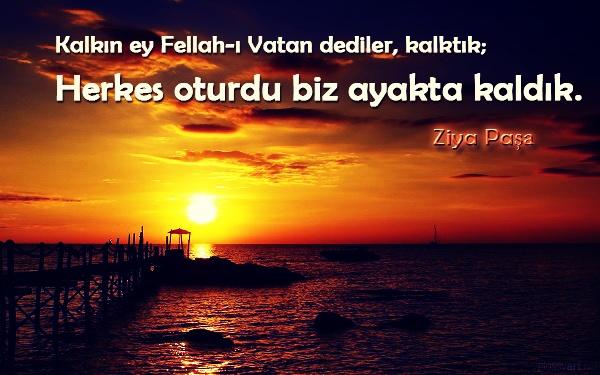 En Güzel Ziya Paşa Sözleri, Anlamlı