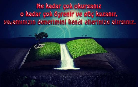 Okumak İle İlgili Güzel Sözler