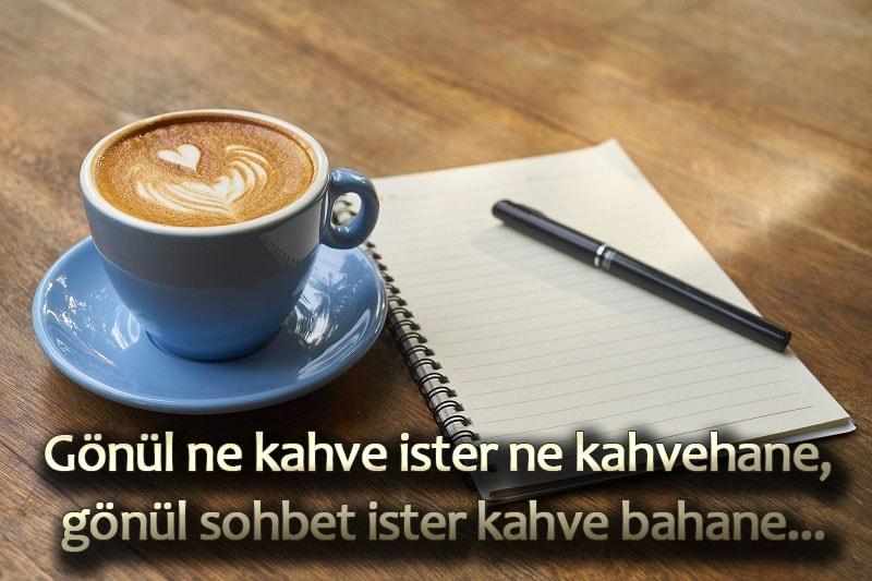 Kahve İle İlgili Sözleri, Kahve Sözleri