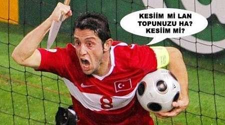 Komik Futbol Sözleri
