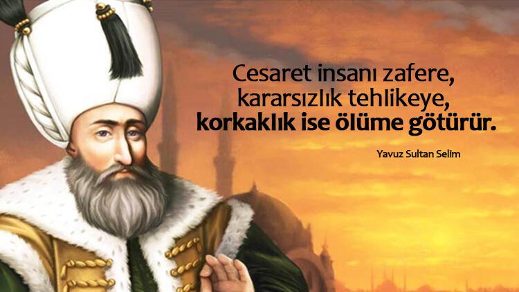 Padişah Sözleri, Osmanlı Padişahlarının Sözleri