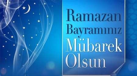 Ramazan Bayramı Mesajları / Resimli / Güzel / Anlamlı