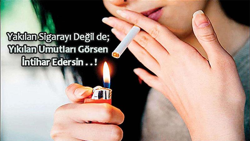Sigara İle İlgili Sözler, Sigara Sözleri