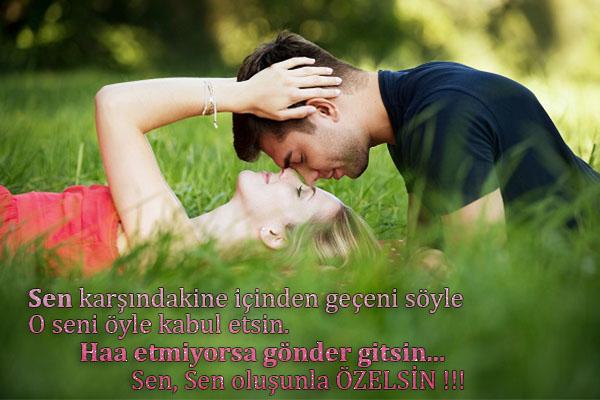 En Özel Sözler / Özel Sevgi Sözleri / Sevgiliye Özel Sözler