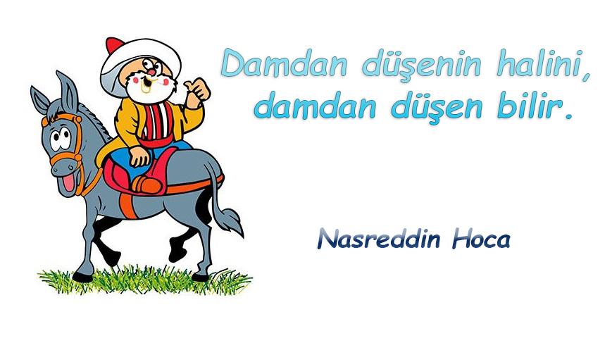 Nasreddin Hoca Özlü Sözleri